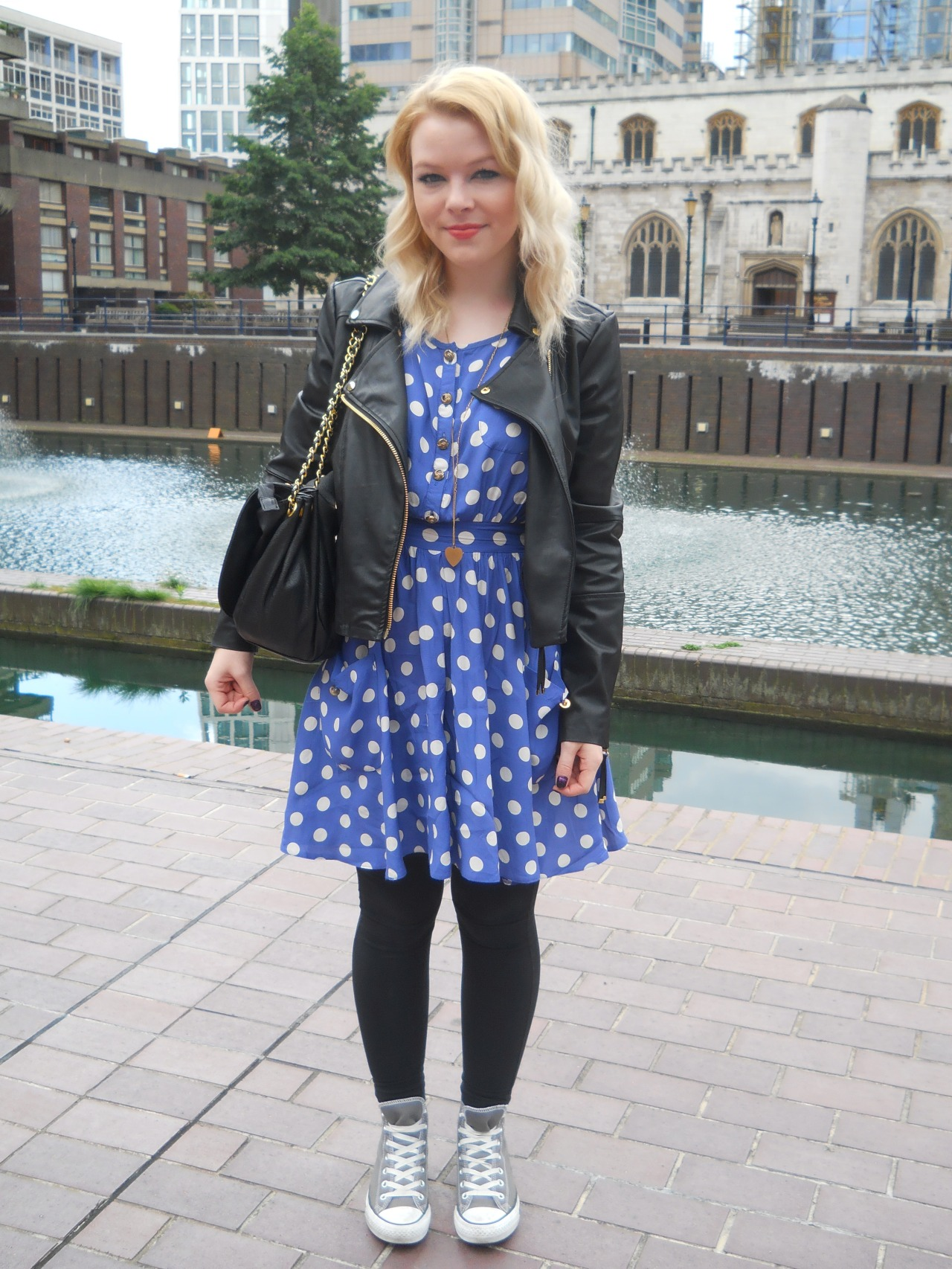 Ootd Bond At The Barbican She Hearts The High Street