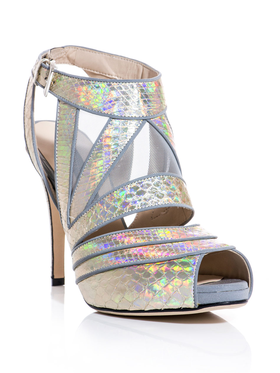 CHRISSIE MORRIS - Sunburst sandals (1)