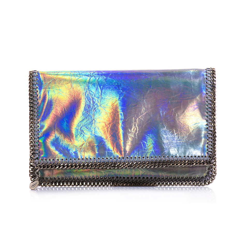 STELLA MCCARTNEY - Falabella clutch (1)