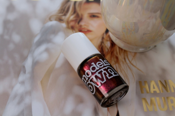 Nail Love: Models Own 'Pinky Brown'