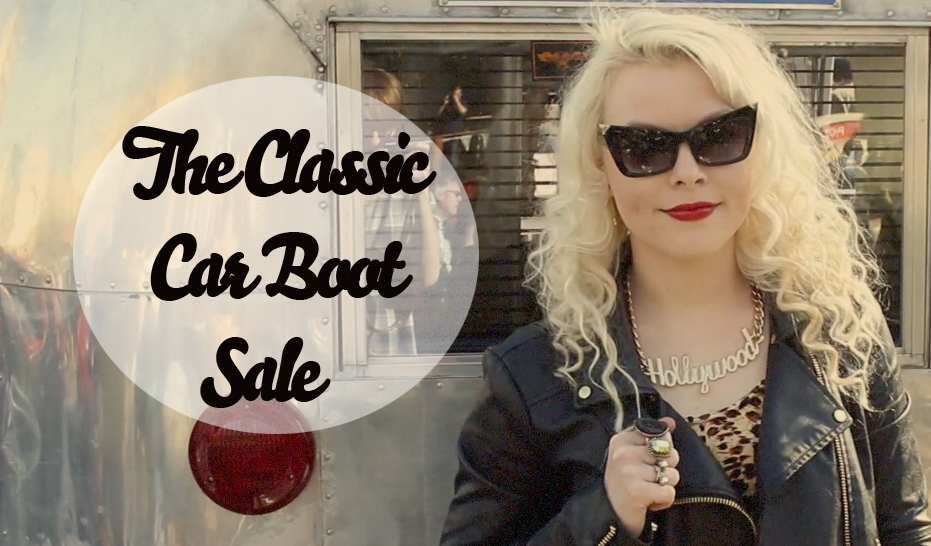 The Classic Car Boot Sale!