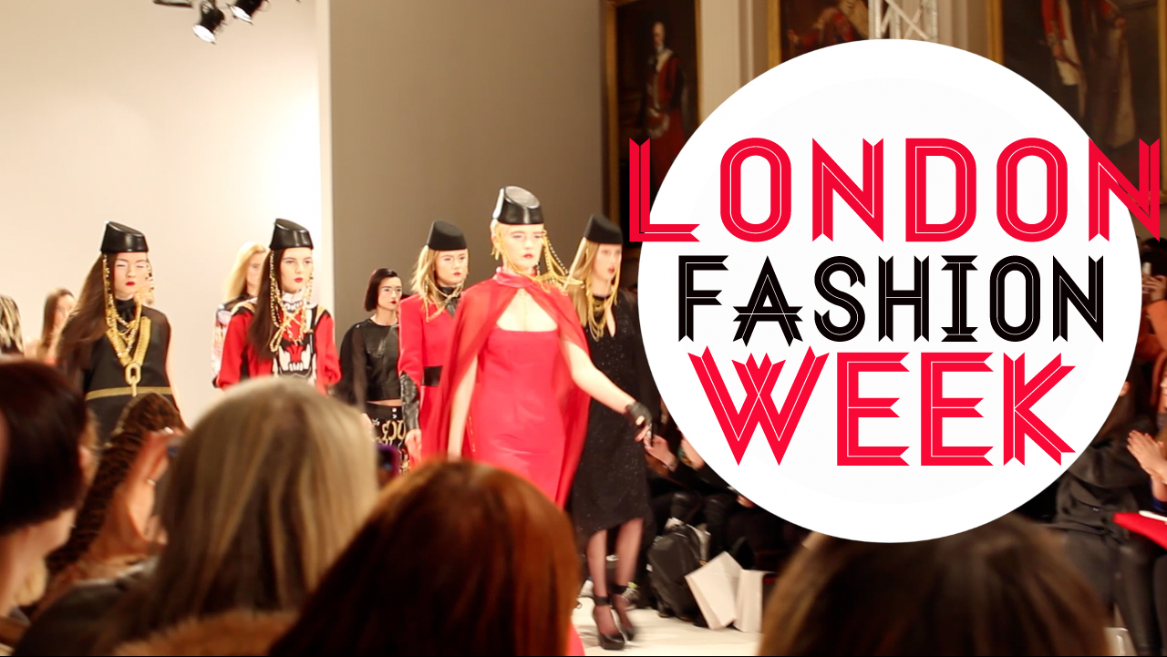 My London Fashion Week Vlog!