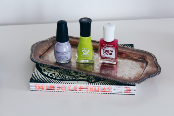 Colour Pop Polishes ForLess!