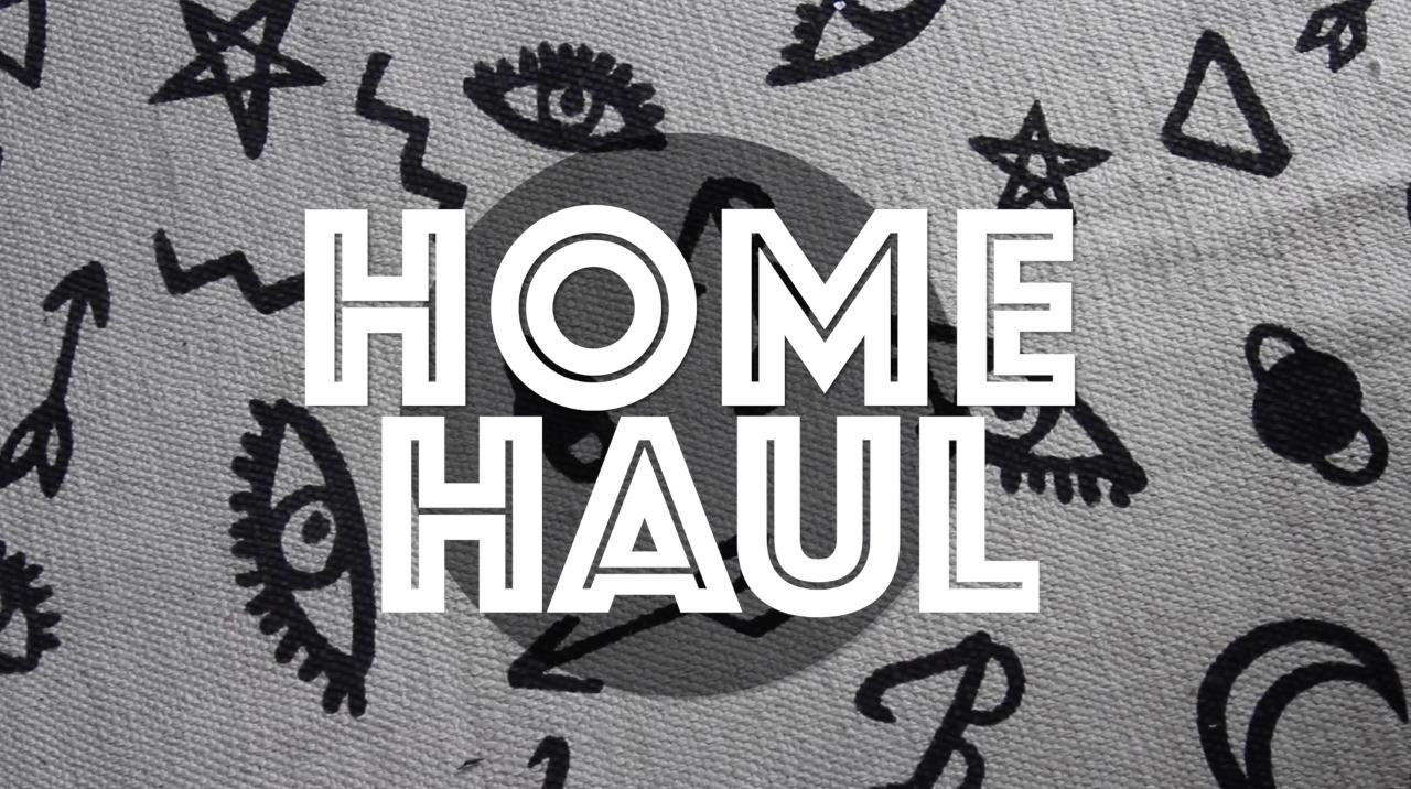 A Home Haul!