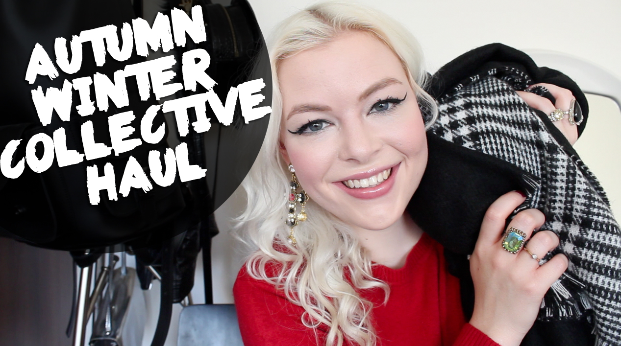 An Autumn/Winter Collective Haul!
