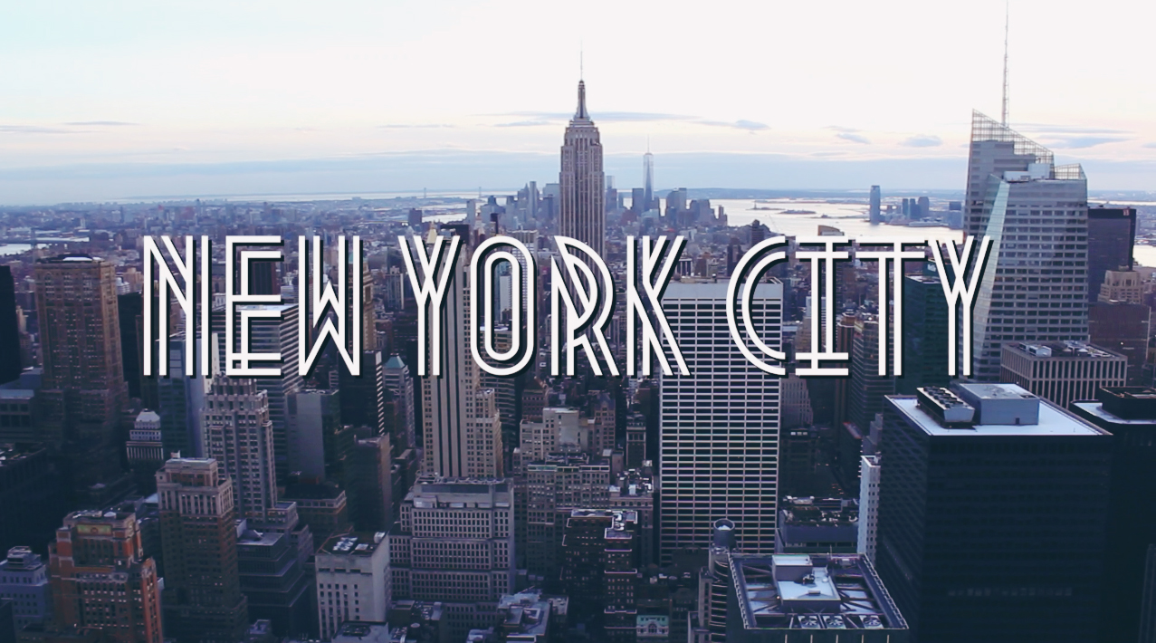 The New York Vlog