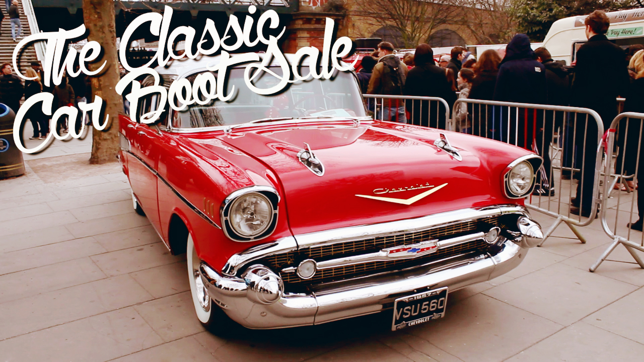 The Classic Car Boot Vlog