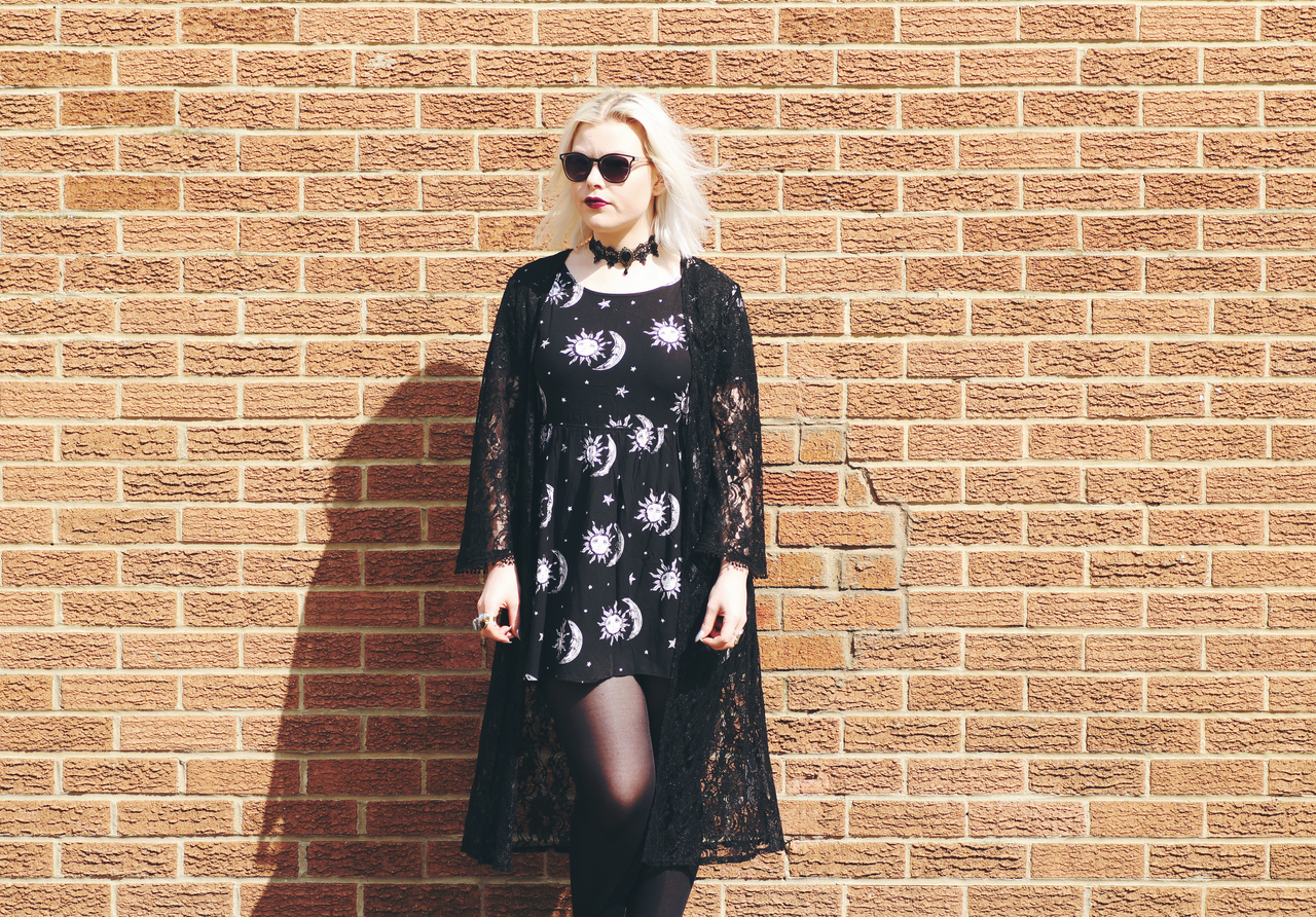 Outfit Of The Day: Bewitching Hour