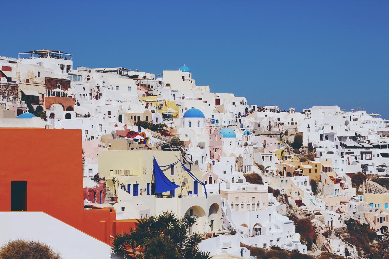 The Santorini Guide